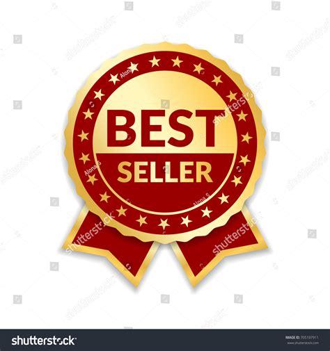 Blouse Three Ribbon Best Seller ribbon award best seller gold ribbon stock vector 705197911