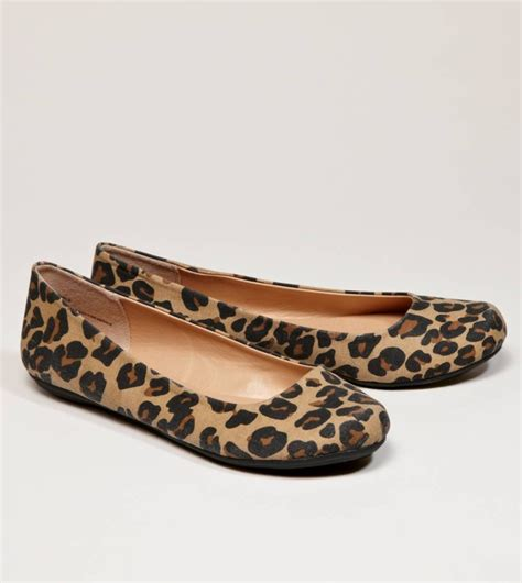 leopard print ballet flats shoes leopard print flats shoes