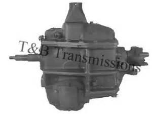 gm muncie sm465 transmission
