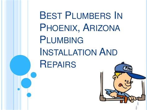 Plumbing In Arizona by Best Plumbers In Arizona Plumbing Installation