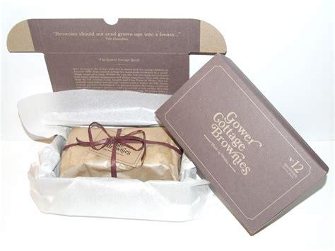 gower cottage brownies gower cottage brownies 3 month variety subscription