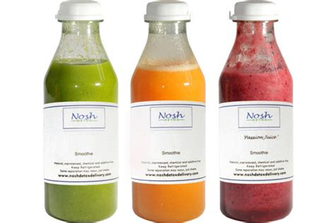 Juice Detox Spa Uk by Tried And Tested Nosh Juice Detox The Tub From
