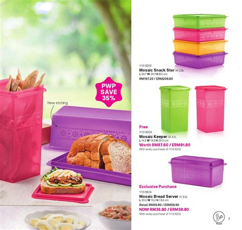 Set Tupperware Malaysia tupperware malaysia snack on the go lunch set update