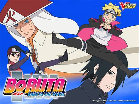 ulasan film boruto the movie le film animation boruto naruto le film dat 233 en france