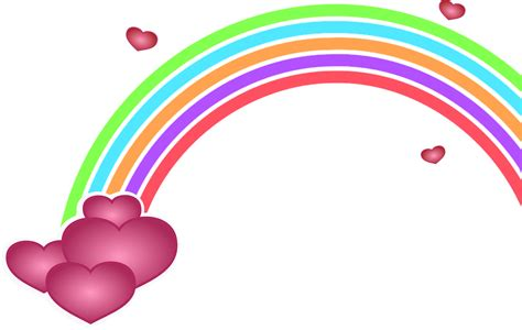 clipart arcobaleno imagem vetorial gratis arco 205 ris cora 231 245 es cores