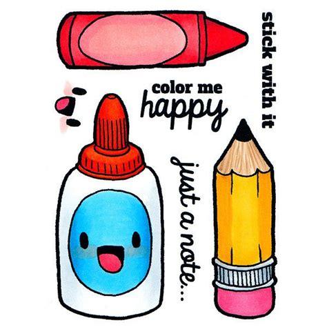 imagenes infantiles utiles escolares school supplies back to school stuff pinterest