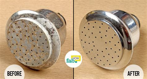 What Cleans Shower Heads by How To Clean A Shower With Baking Soda And Vinegar