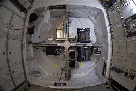 Interior Space Shuttle by International Space Station Interior Pics About Space