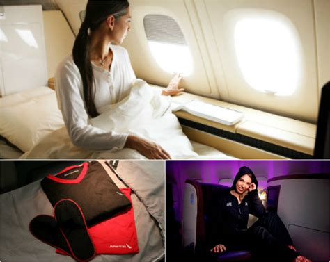 most comfortable way to sleep in class 10 of the most comfortable sleep wear airlines offers to