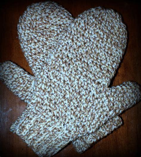 html pattern w daddy s simply easy mittens free crochet pattern