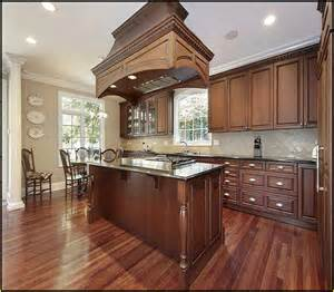 cherry color kitchen cabinets best paint colors for kitchen with cherry cabinets home design ideas
