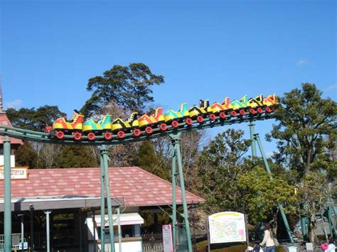 hello kitty theme park sanrio park harmonyland oita japan