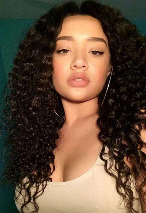 20 long natural curly hairstyles hairstyles haircuts