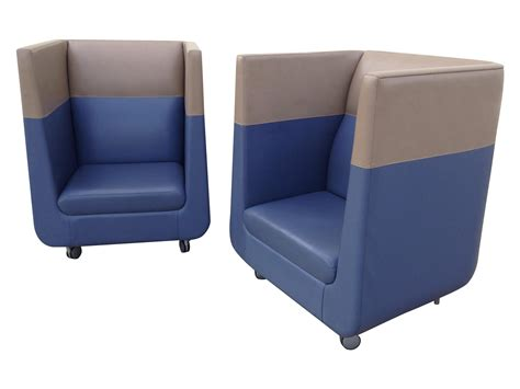 Upholstered Cube Stools by Upholstered Cube Chairs A Pair Chairish