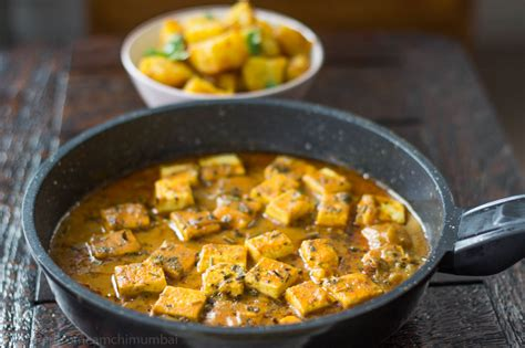 Cottage Cheese Is Paneer by Just Another Paneer Dish Paneer Masala Cottage Cheese
