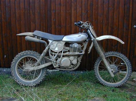 Alte Motorrad Rahmen by Yamaha Tt 500 Oder Xt 500 Rahmen Aus Usa Klassische