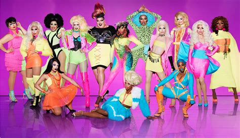 Home Entertainment Network Design meet the new queens coming to rupaul s drag race season