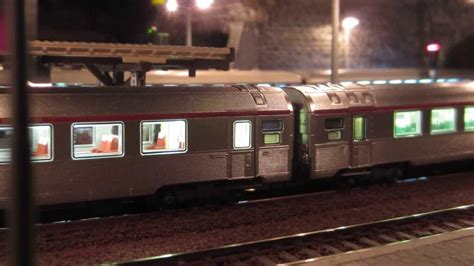 Ls And Lighting by Mistral Pba Echelle N Scale N Ls Models Led