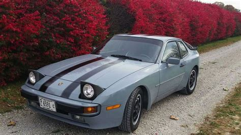 1987 porsche 944 review for 3 950 could this 1987 porsche 944 be the real deal