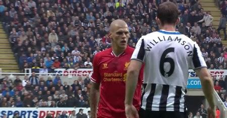 Martin Skrtel Liverpool Figure Liverpool Held At Newcastle Post Match Reflections