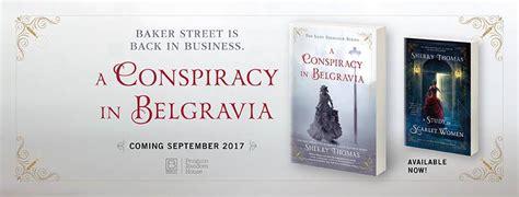 a conspiracy in belgravia the sherlock series book review a conspiracy in belgravia is not a