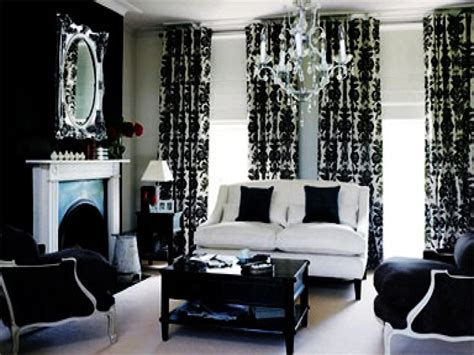 Black White And Purple Living Room Ideas Home Design Nurani Black And White Living Room Decorating Ideas