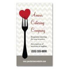 catering business card ideas 1000 images about restaurant business cards on