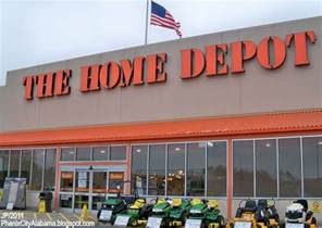 home depot 32256 phenix city alabama cty restaurant bank dr