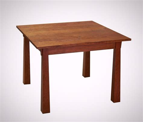 Handmade Wood Dining Tables - enso dining table solid wood handmade organic ty