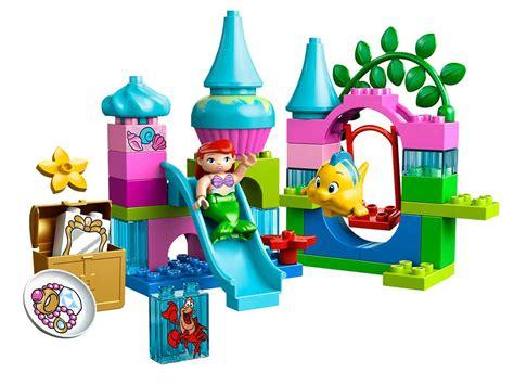 amazon lego amazon com lego duplo princess ariel undersea castle