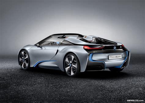 Videos: BMW i8 Spyder