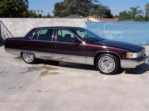 how to learn all about cars 1996 cadillac deville seat position control 1995 cadillac fleetwood for sale 2191847 hemmings motor news