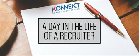 a day in the life of a corporate recruiter guru