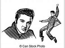 Elvis Illustrations and Clip Art. 179 Elvis royalty free ... Elvis Clipart Graphics Free