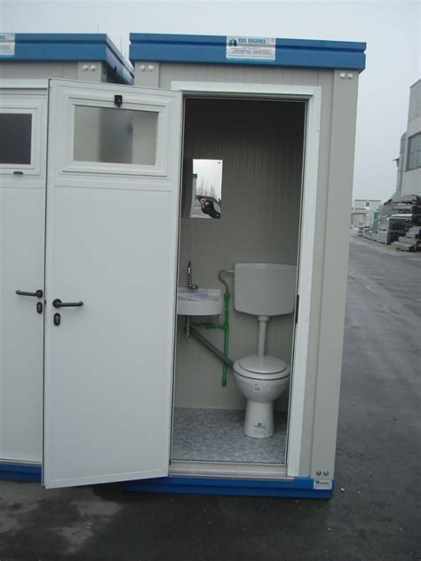 bagno monoblocco monoblocco wc wc coibentato edil euganea