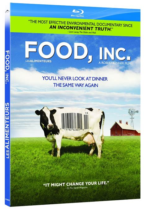 Dvd Documentary Food Inc You Ll Never Look At Dinner The Same Way save 50 on food inc special earth day edition vegan saver