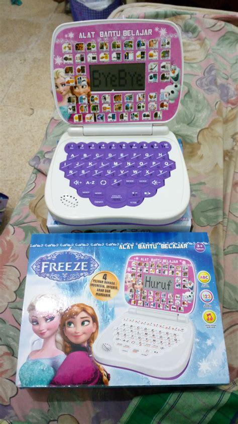 Kp3391 Mainan Anak Laptop Mini Belajar 4 Bahasa Kode Tyr3447 7 laptop mainan anak gratis ongkos kirim