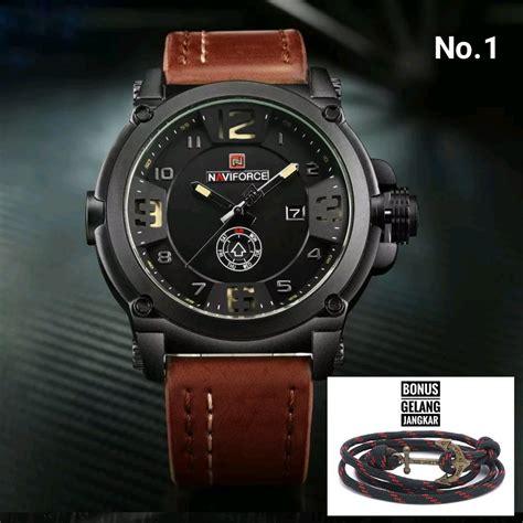 jual jam tangan pria original naviforce  hargajam cowok
