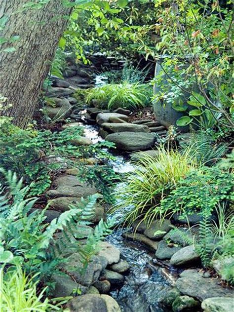 how to build a stream in your backyard best 20 garden stream ideas on pinterest backyard stream garden waterfall and diy