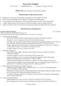 Diabetes Specialist Sle Resume by Resume Logistics Sales Logistics Lewesmr
