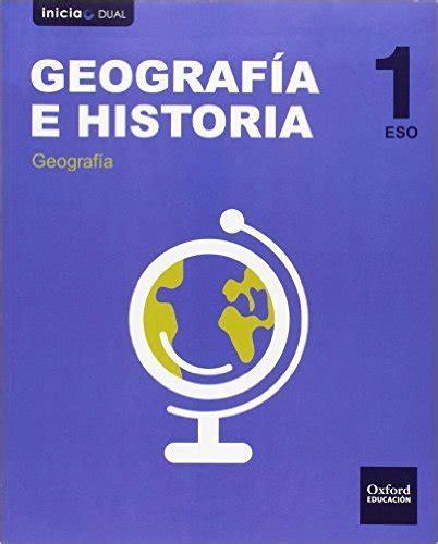 inicia dual biology and 8467372281 geograf 237 a e historia oxford libro del alumno madrid eso 1 inicia