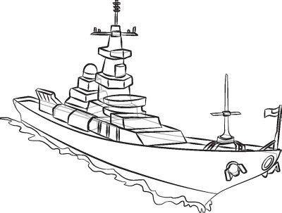 how to draw a navy boat how to draw navy ships howstuffworks