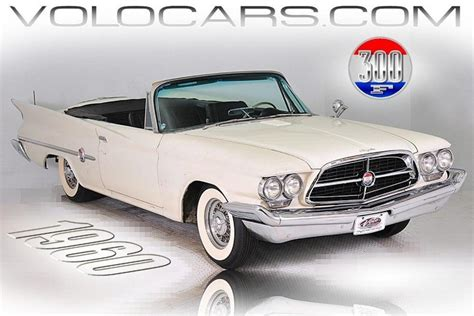 1960 Chrysler 300 For Sale by Alaskan White 1960 Chrysler 300 For Sale Mcg Marketplace