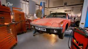 Wheeler Dealers Porsche 914 Wheeler Dealers Tv R 233 Alit 233 Ou Mieux Que 231 A