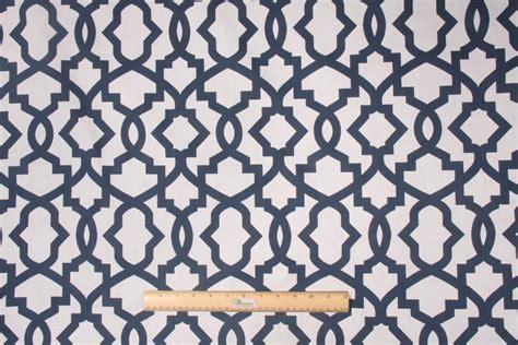 navy drapery fabric premier prints sheffield printed cotton drapery fabric in