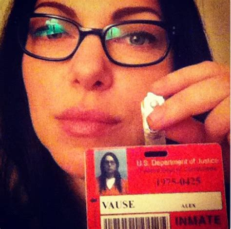 alex vause tattoos prepon as alex vause on orange is the new black