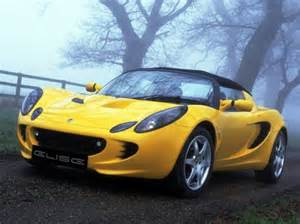 Lotus Elise 2003 All Car Collections 2003 Lotus Elise