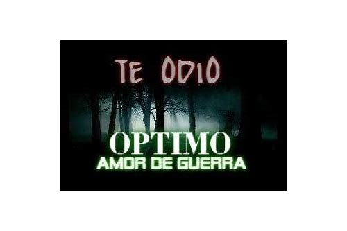 optimo falta amor mp3 descargar grupo