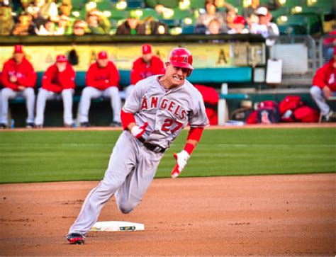 mike trout baseball swing baseball physical preparation oxidative fitness for