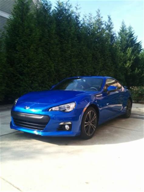 subaru coupe 2014 buy used 2014 subaru brz limited coupe 2 door 2 0l in